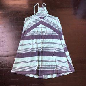 Printed Rip Curl dress